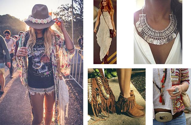 Le style Hippie-Chic : Comment le porter ? | Mode | Pinterest ...