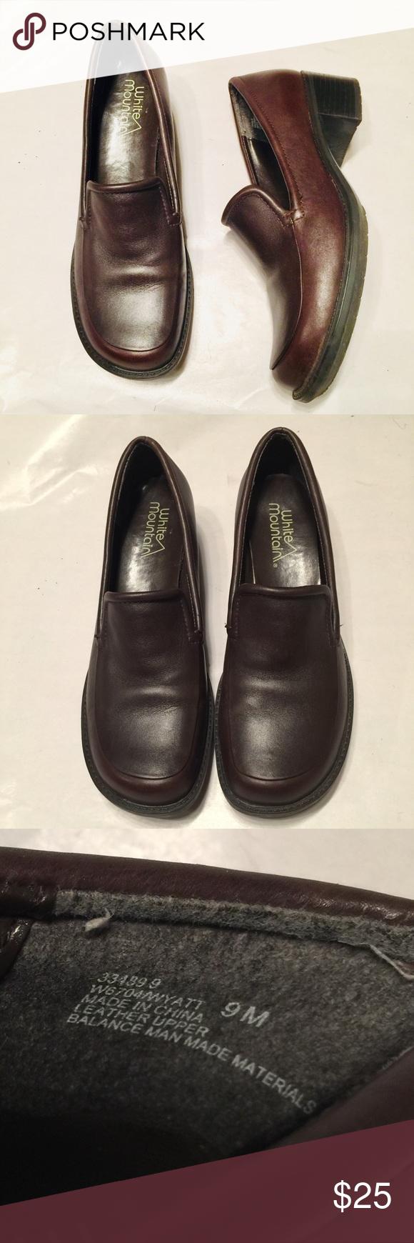 🌈White Mountain shoes | Shoes, White