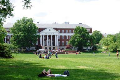 Maryland College Park Graduate Application Deadline