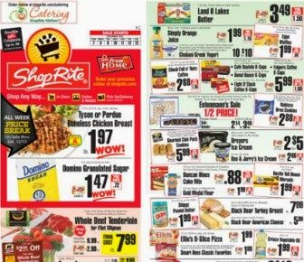 ShopRite Coupon Deals: Week of 12/7