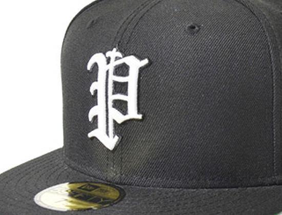 PRIVILEGE x NEW ERA「Classic P Logo」59Fifty Fitted Baseball Cap ... 0eba7c58dfb