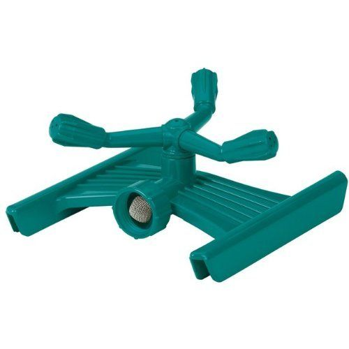 Gilmour 883bk 3 Arm Poly Circle Sprinkler You Can Get Additional Details At The Image Link Sprinkler Metal Screen Rotary