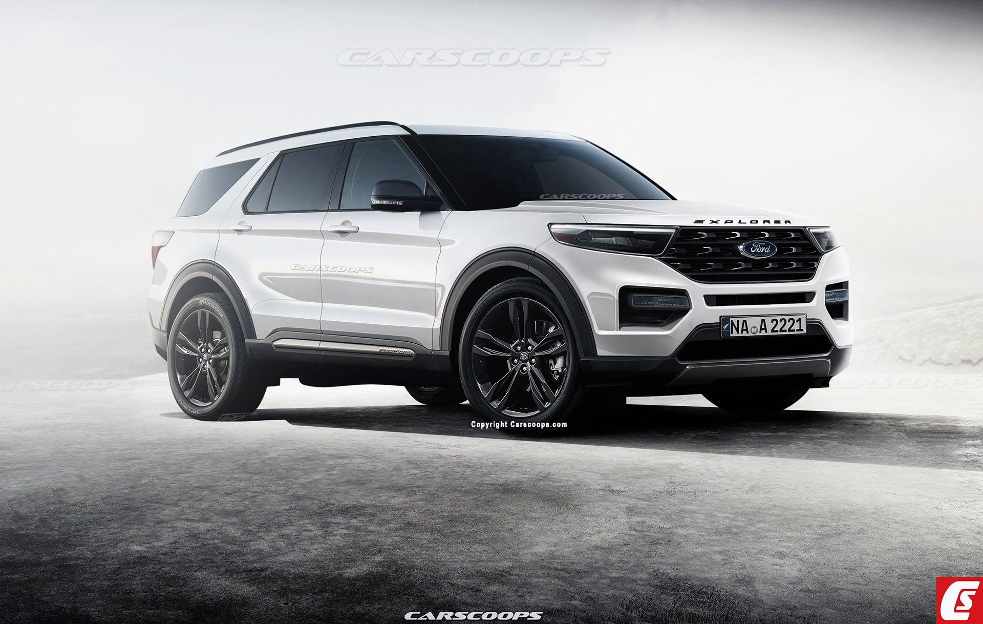 2020 Ford Explorer Sports With Images 2020 Ford Explorer Ford