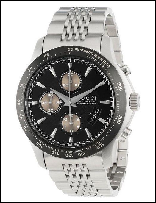 2676bbaacb3 Gucci YA126214 G-Timeless Men s Automatic Watch