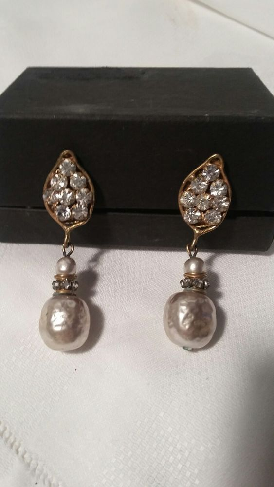 pear product and filigree bridal shaped swarovski pendant bridesmaids earrings pearls pearl shape hugerect drop