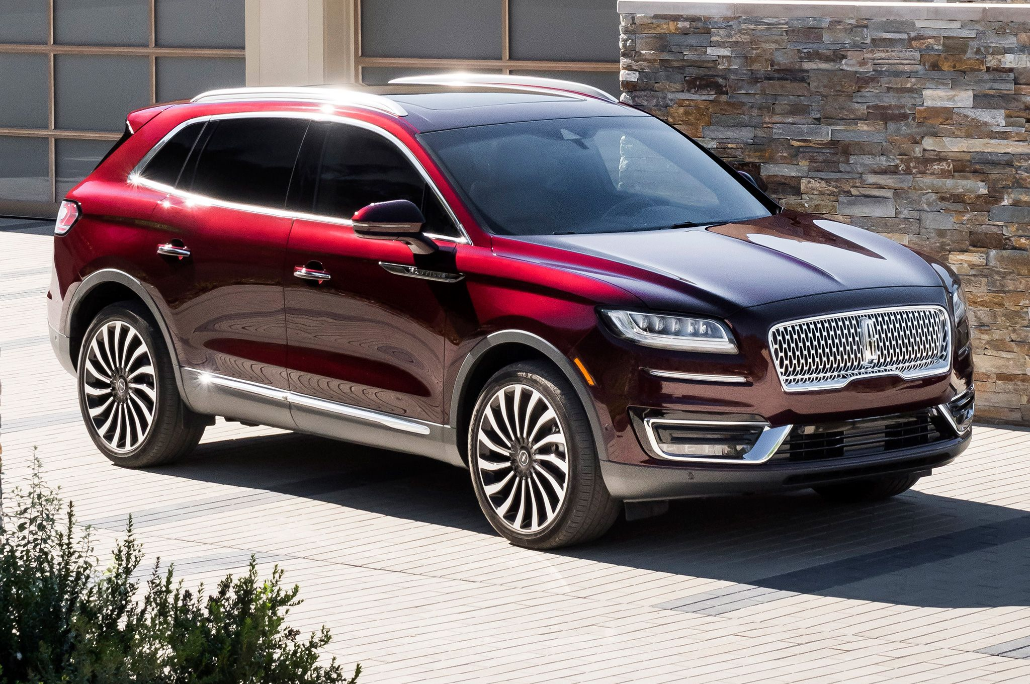 2019 Lincoln Nautilus Something Different Pinterest Lincoln