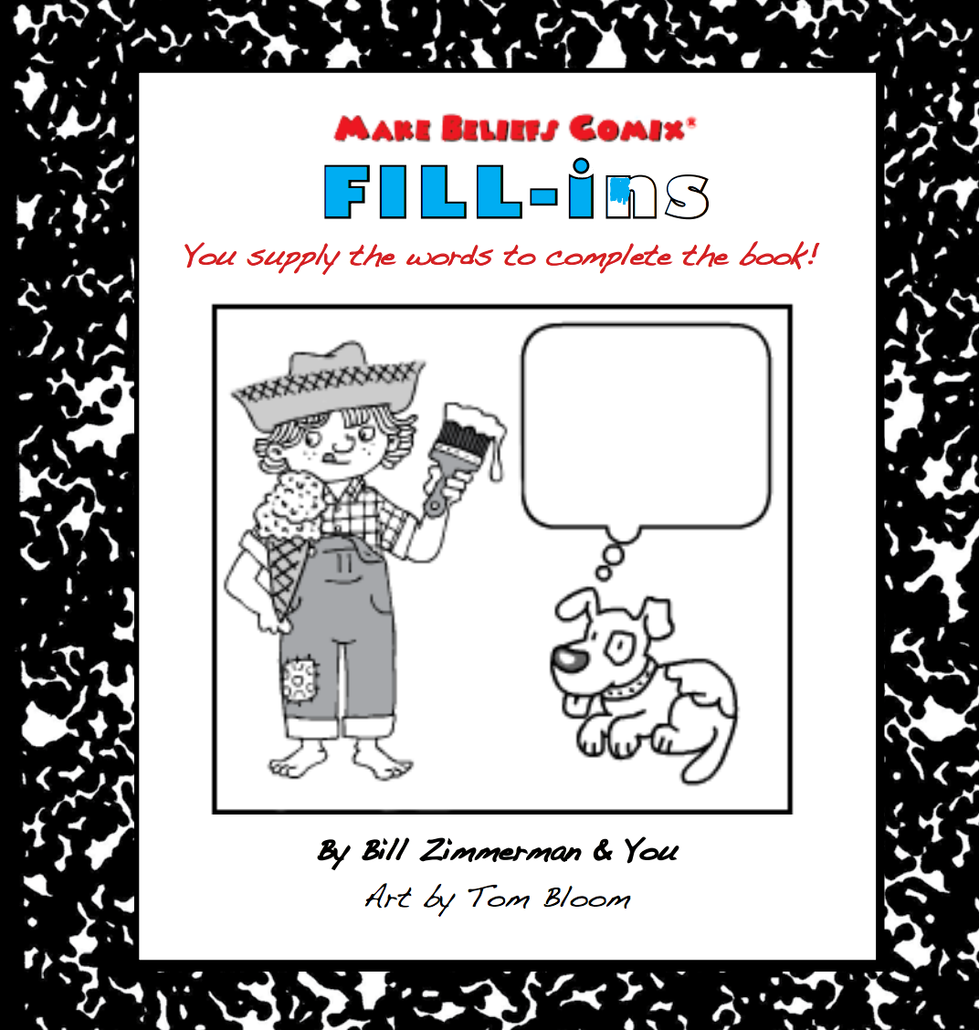 Free Fillable Comic eBooks for Students to Use in Class