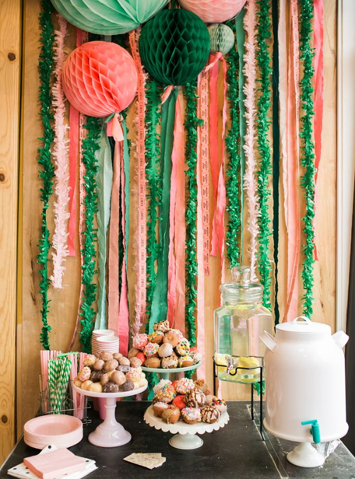 Be Crafty Blog Fiesta Party Shower Bridal 30th Birthday