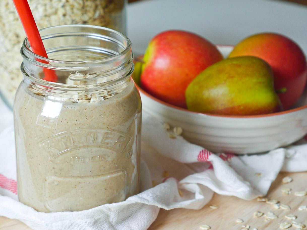 An Apple Pie Smoothie a Day, Keeps the Doctor Away