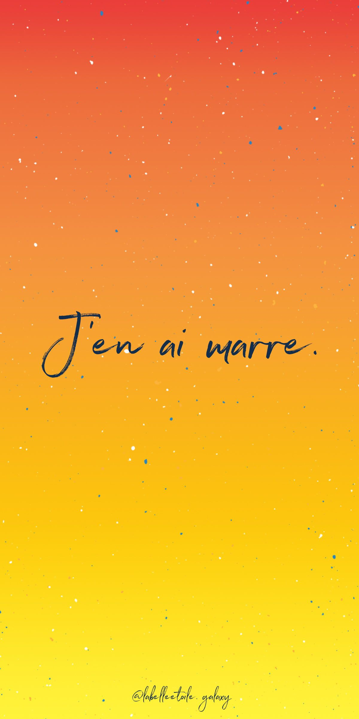 J En Ai Marre I M Fed Up Bonjour You Are In The