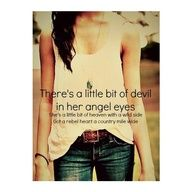 Country Music Lyrics  liked on Polyvore
