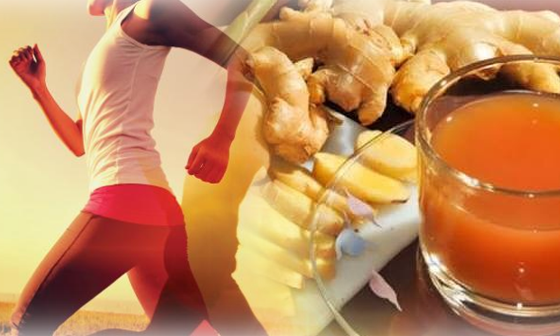 Ginger tea is great for body metabolism, where Ginger has