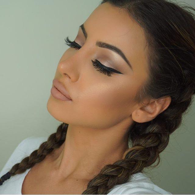Kiss Makeup Looks: Pinterest: @tahliabaaum