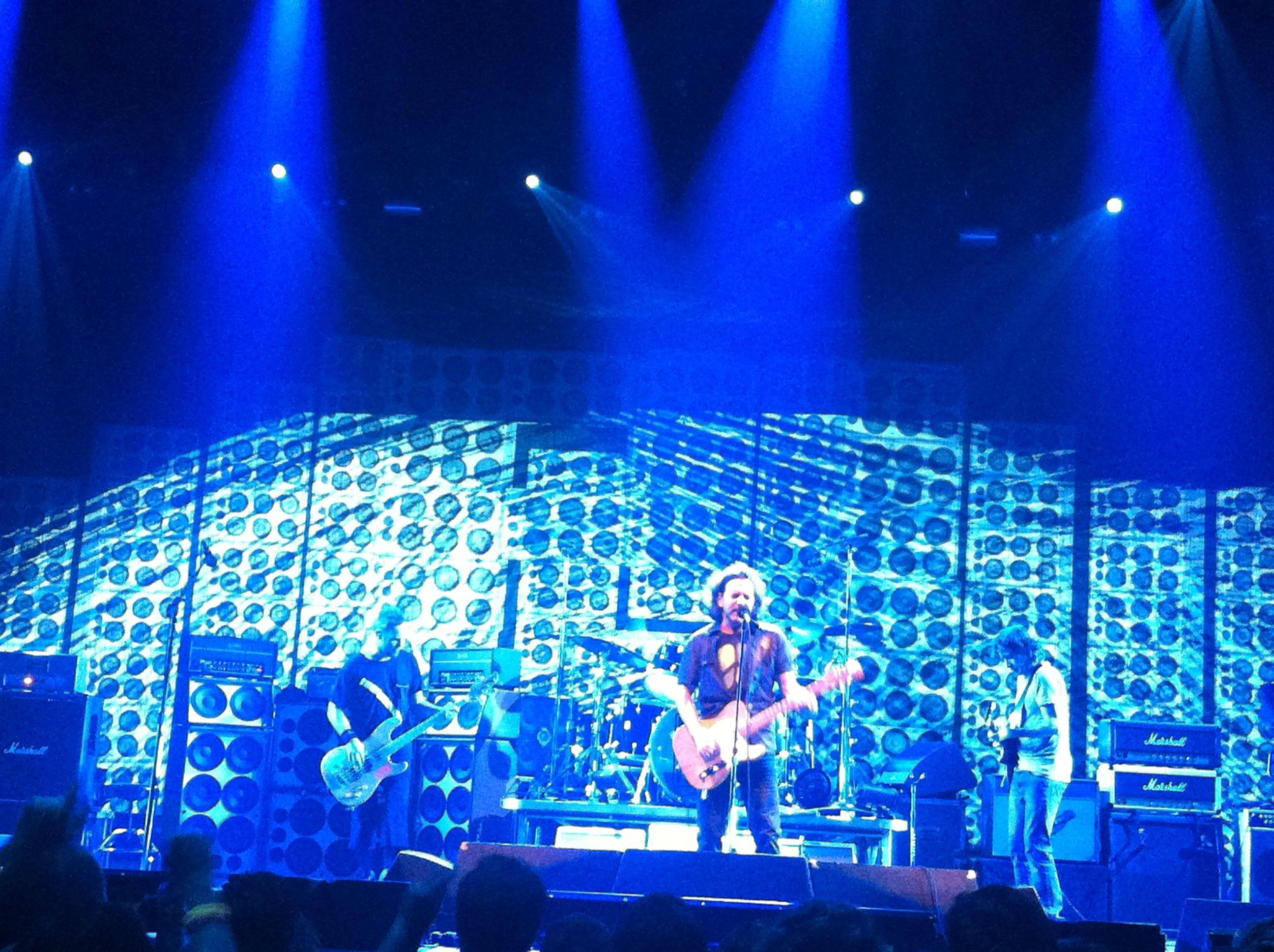Pearl Jam, Copenhagen