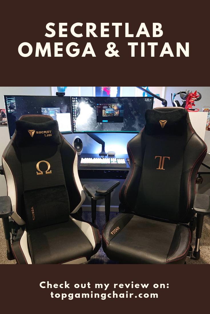 Secretlab Titan Review The Best Gaming Chair In 2019 Gaming Chair Chair Cool Chairs