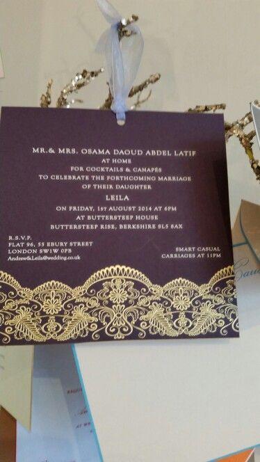 Beautiful engraved wedding invitation  www.grosvenorstationerycompany.com