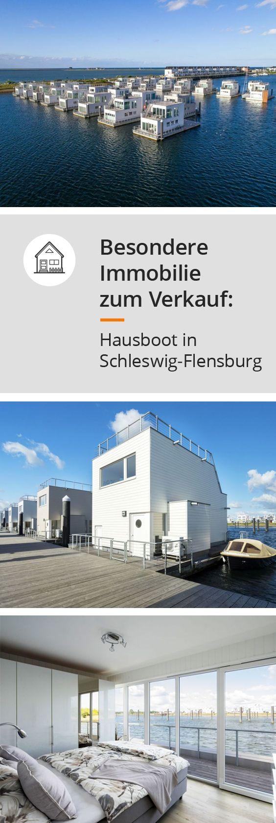 Besondere Immobilie Zum Verkauf Hausboot Mit Sonnenterrasse Besondereimmobilie Traumhaus Home Ha Schwimmende Häuser Wasserhaus Schwimmende Architektur