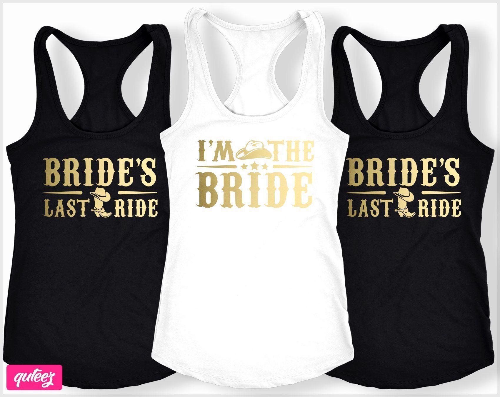 1bb60fc76efd2 Bachelorette Party Shirts - I Am The Bride Shirt - Bride's Last Ride ...