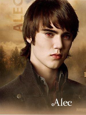 Alec Volturi | Twilight saga new moon, Twilight film, Twilight