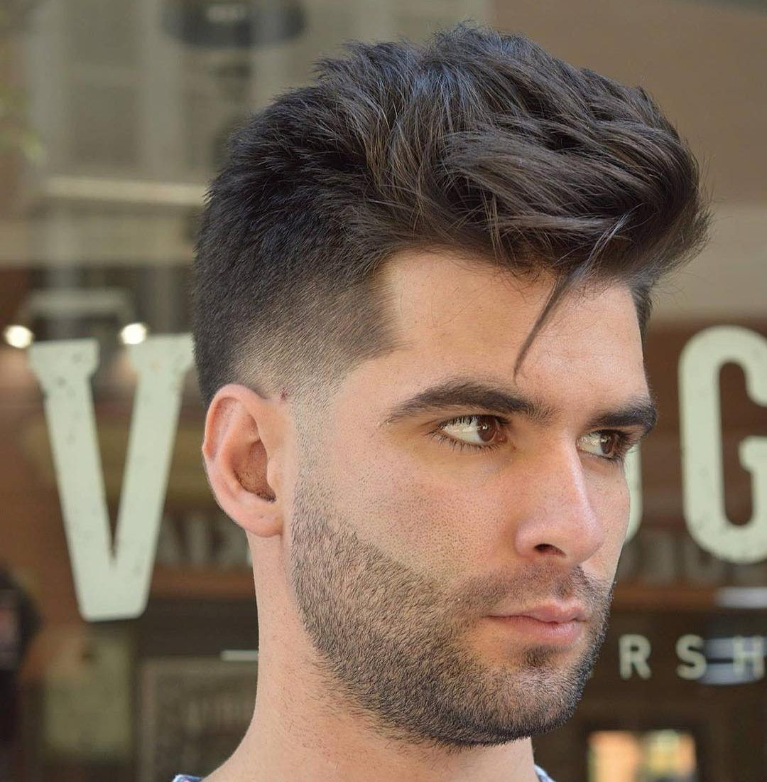 Mens haircuts with beards awesome  glamorous menus blowout haircut ideas  classic and