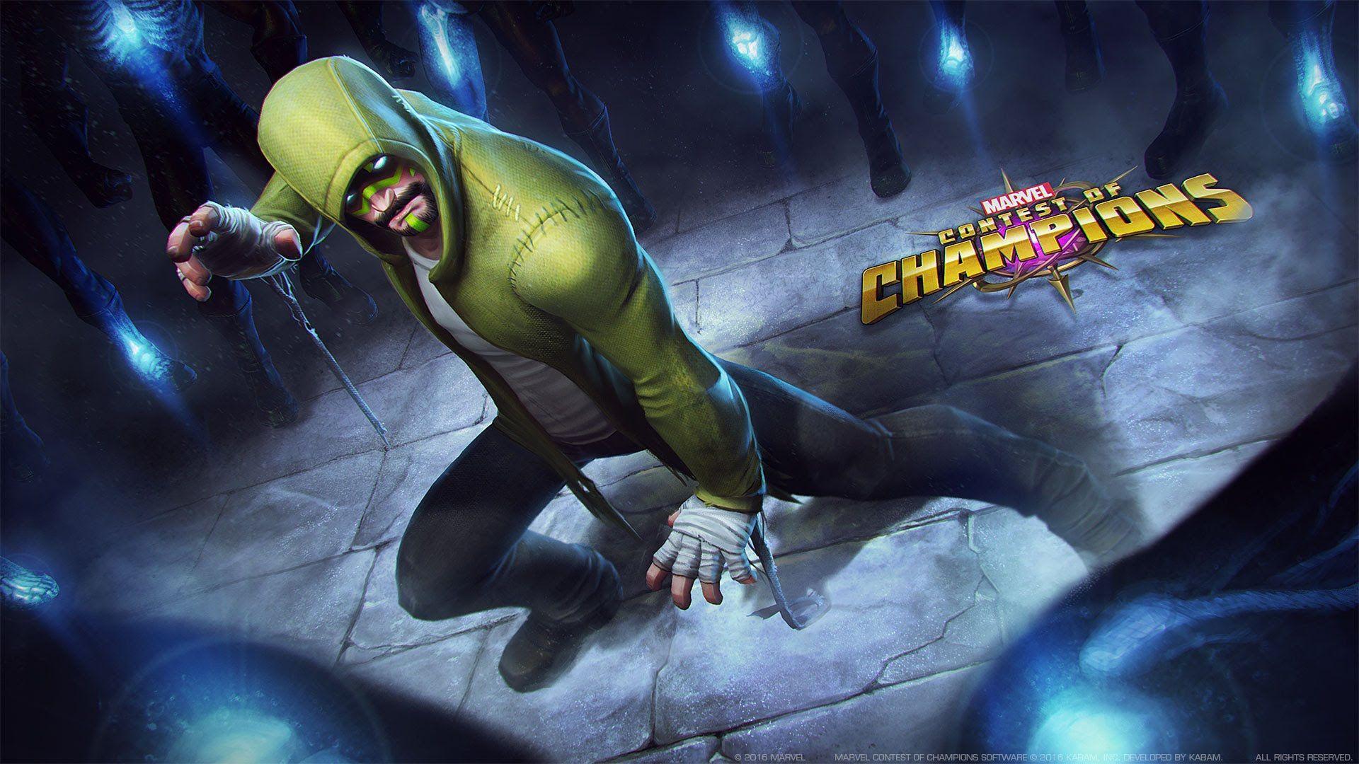 Marvel Contest of Champions Karnak Spotlight