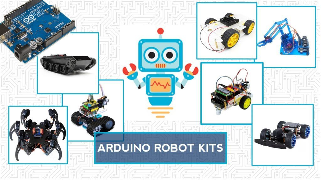 7 Awesome Robot Kits For Arduino Avec Images