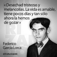 Garcia Lorca Lorca Poems Poetry Quotes Federico Garcia Lorca