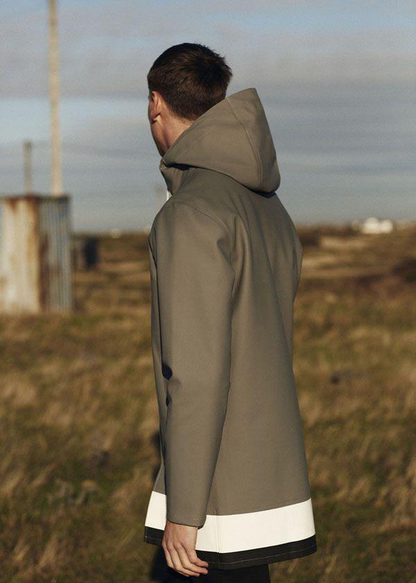 ecf39c476 Whistles x Stutterheim raincoat collaboration | Design Hunter ...