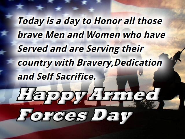 Happy Armed Forces Day Quotes Pictures, Photos, Images, and Pics