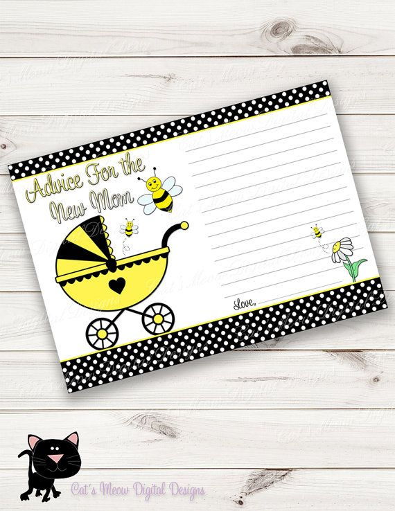 INSTANT DOWNLOAD Perfect For Baby Showers Part Of Our Very Popular Bae Bee