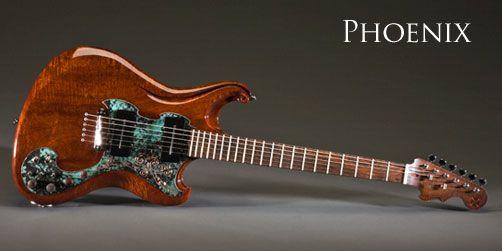 walker electric guitars
