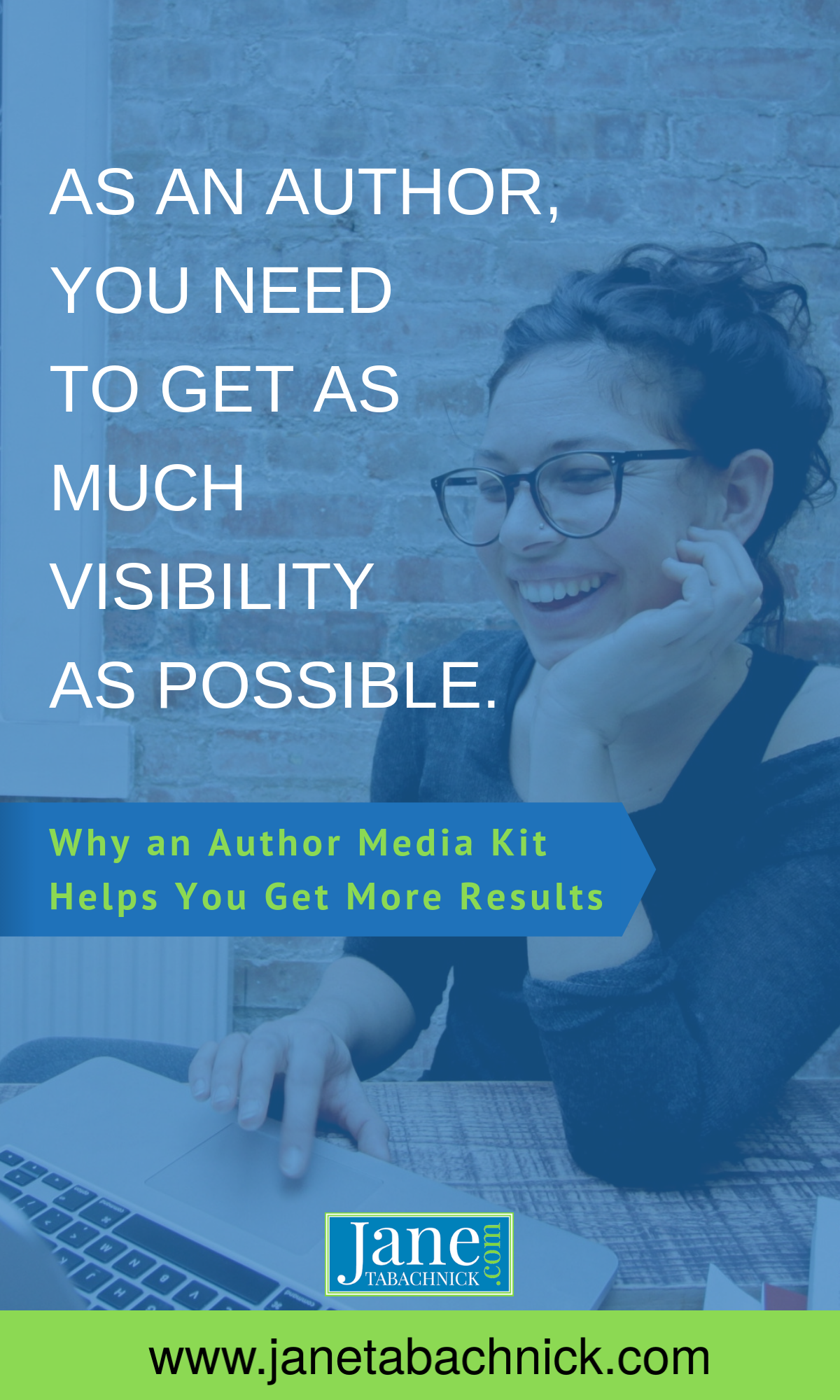 Why An Author Media Kit Helps You Get More Results Triple Your
