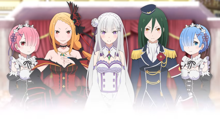 [VIDEO] Check out Re:Zero Death or Kiss game's opening movie - http://sgcafe.com/2017/01/video-check-rezero-death-kiss-games-opening-movie/