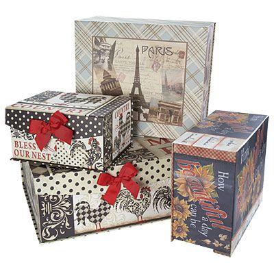Large Decorative Boxes Decorative Storage Boxes 12 Extra Large