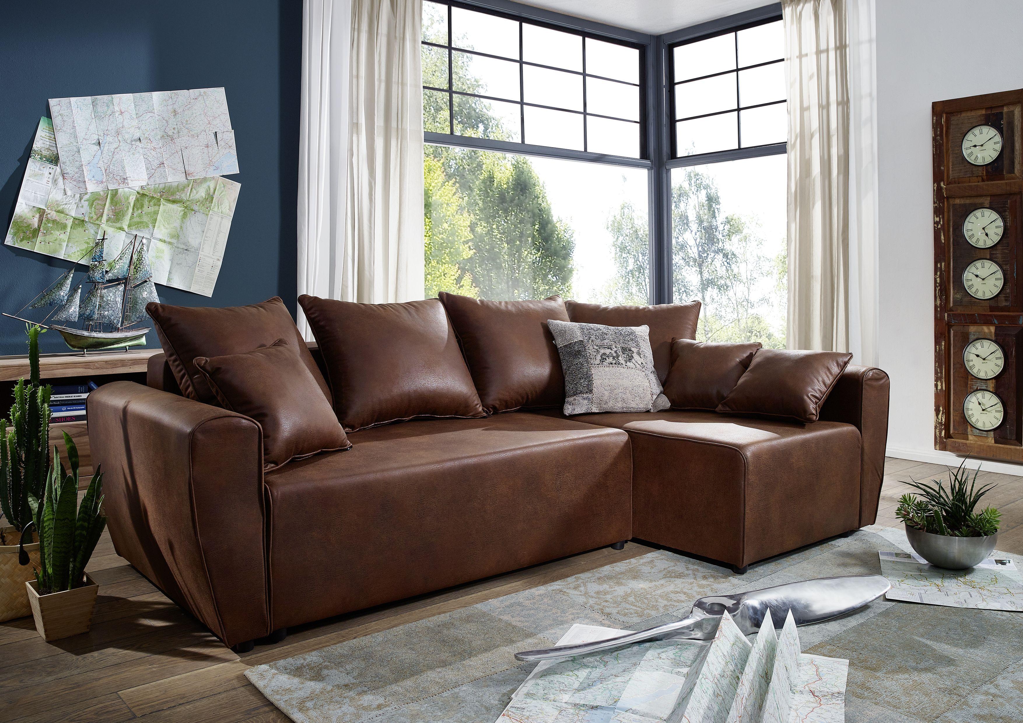 Sofa der OXFORD Serie in klassisch englischem Kolonialstil Der