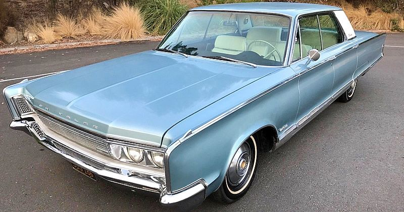 1966 Chrysler New Yorker Click For More Photos With Images