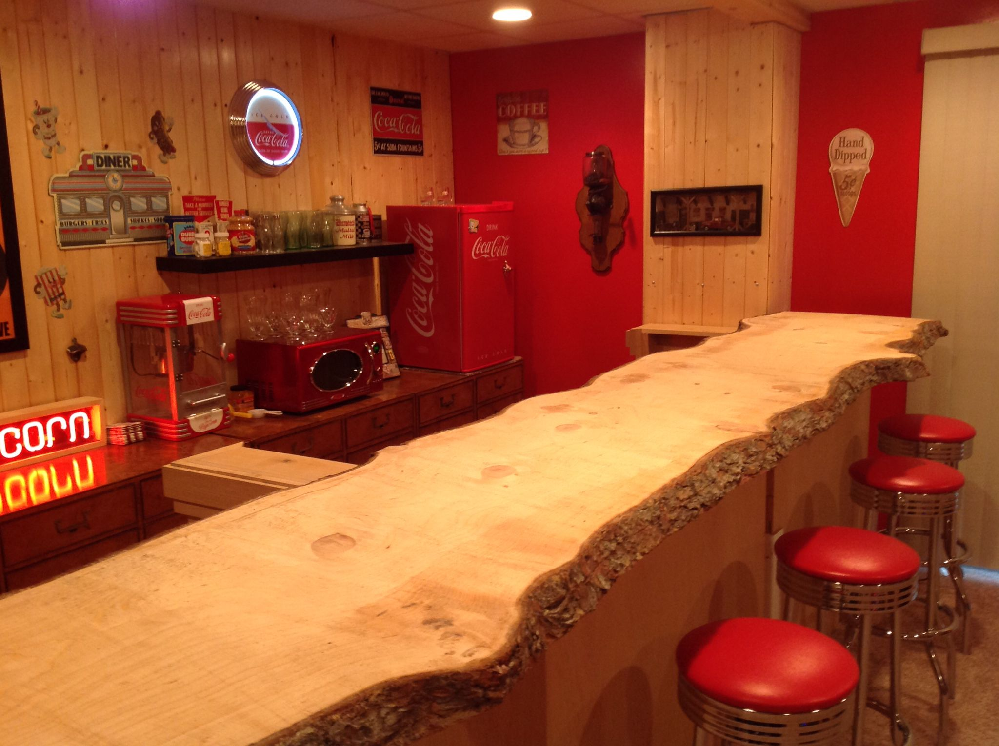 Man cave bar top | For the Home | Pinterest