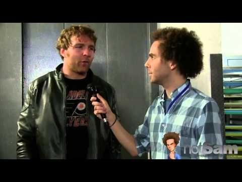 WWE DEAN AMBROSE INTERVIEW 10/22/14 - YouTube