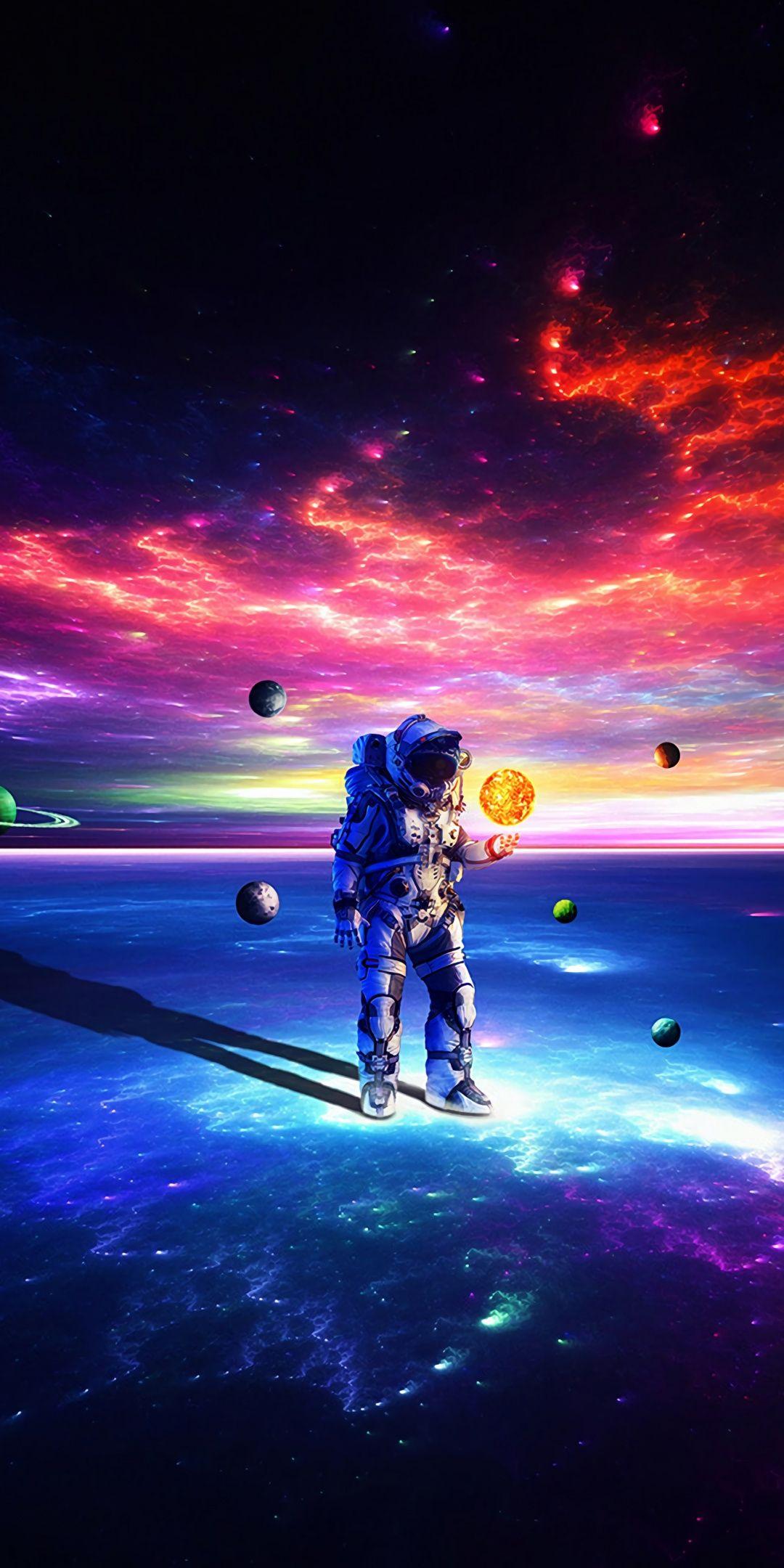 Astronaut Space Suit Cosmopolitan Dark Art 1080x2160 Wallpaper Astronaut Wallpaper Space Artwork Wallpaper Space