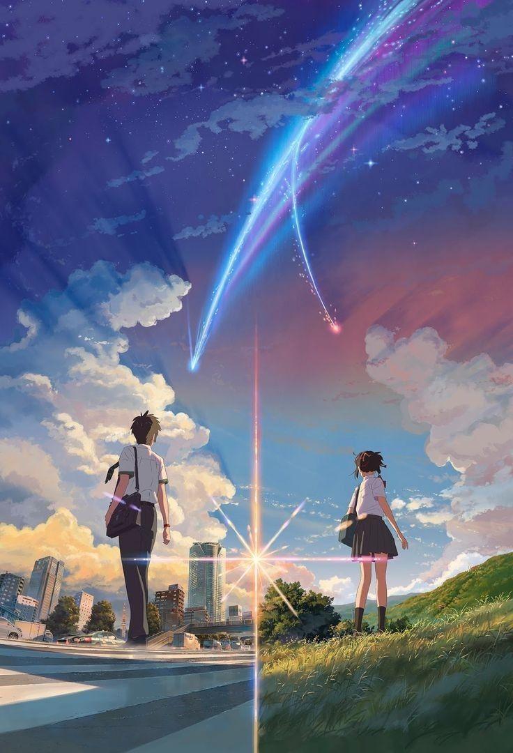 Pin oleh Oscar Leung di Instastory di 2020 Gambar anime