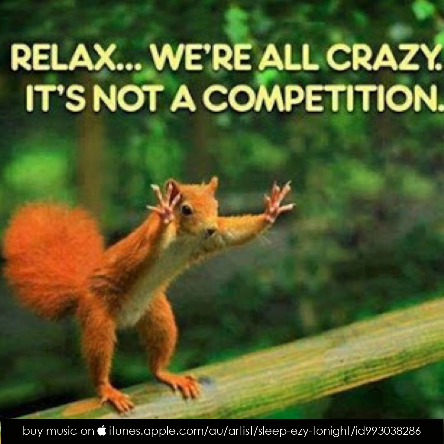 Its Not A Competition Life Is Very Competing But Every