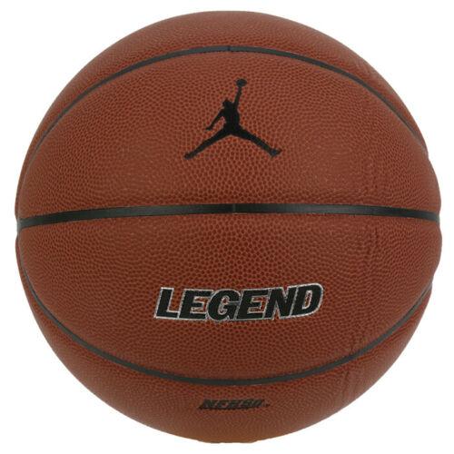 heroico ponerse nervioso Facilitar  Nike Jordan Legend Basketball Game Ball Indoor/Outdoor Size 7 / 29.5