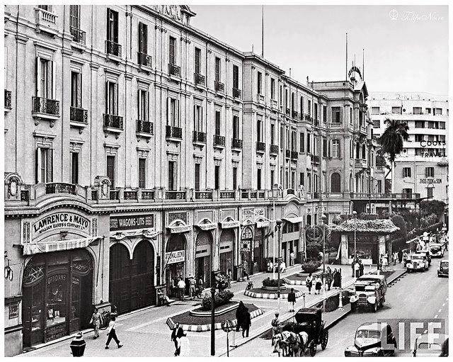 Shepherd Hotel in 1900 Egypt, Visit egypt, Cairo egypt