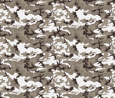 How To Create a Repeating Camo Pattern in Illustrator | Design