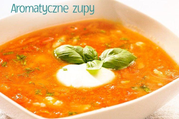 #smacznastrona #przepisytesco #poradytesco #pomidorowa #zupa #mniam