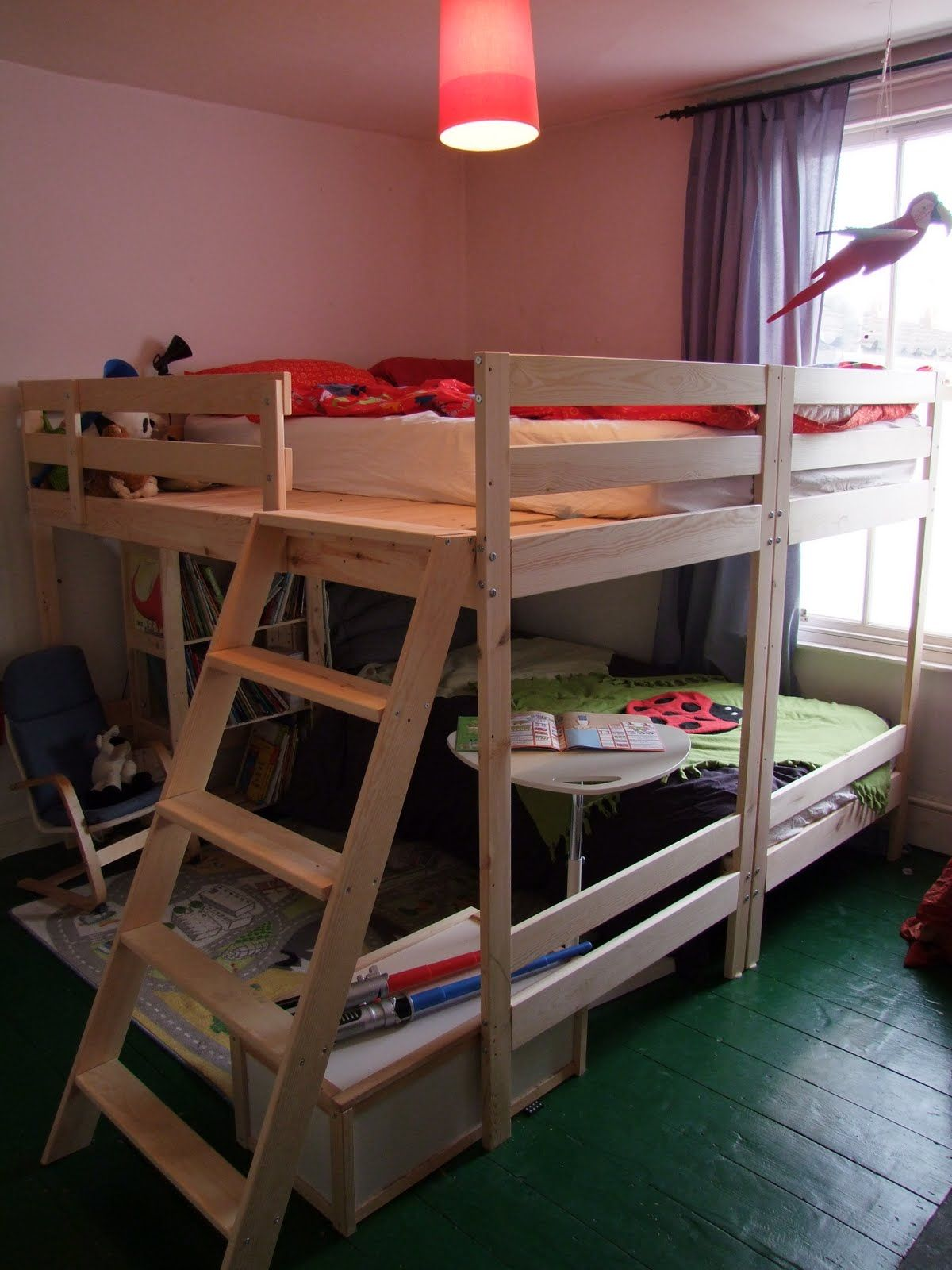 Double Bunk IKEA Hackers From Bed BunksDouble Bunks