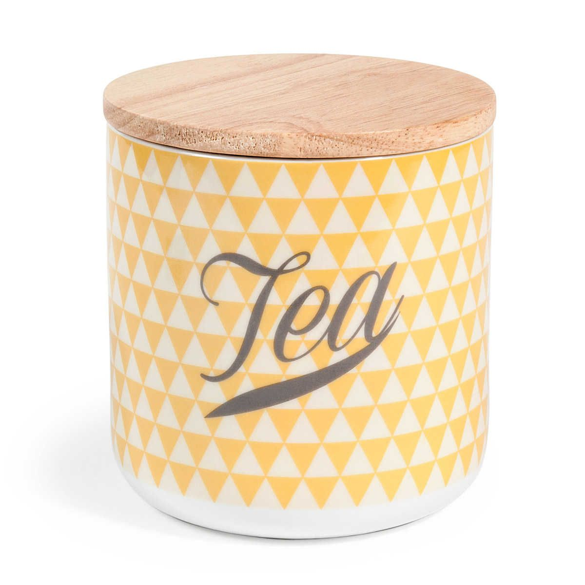 Cheap Kitchen Decor Sets: Tea Canisters, Vintage Kitchen Decor