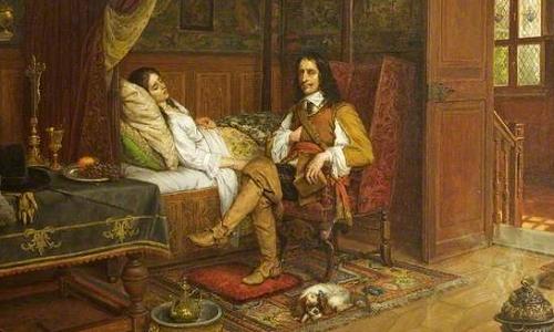 English Civil War Paintings english