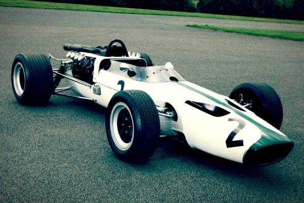Classic #f1 Car For Sale – 1966 McLaren M2B – Their First ...