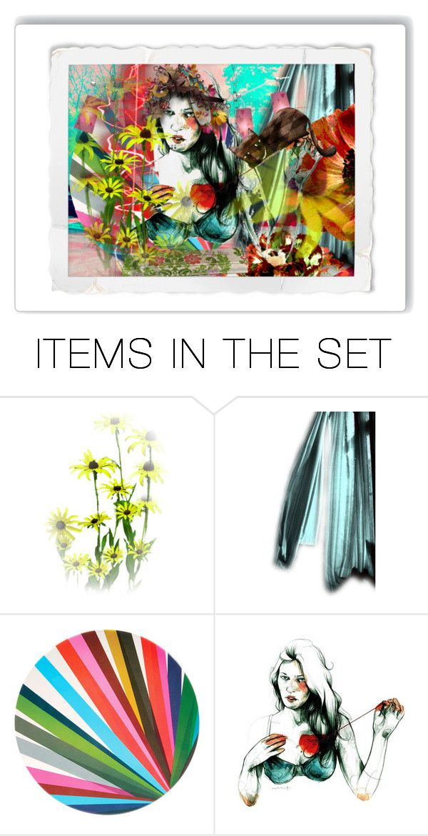 """""""Geen titel #34271"""" by lizmuller ❤ liked on Polyvore featuring art"""